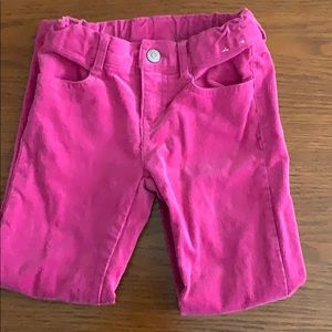 Gymboree Pink girl jeans